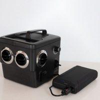Transcool EC3F PLUS + POWER 60.000 mAh – černá barva
