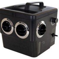 Transcool EC3F PLUS 12V odpařovací chladič vzduchu – černá barva